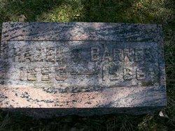 Hazel Bell <i>Haight</i> Barnes