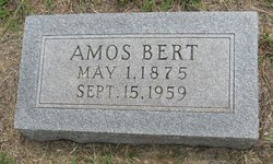 Amos Bertley Bert Steed