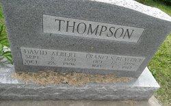 David Albert Thompson