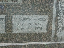 Elizabeth <i>Minges</i> Govero