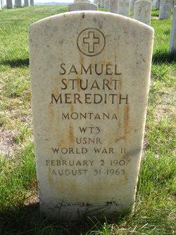 Samuel Stuart Meredith