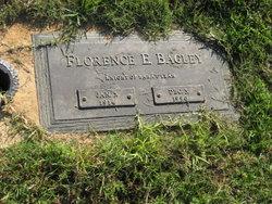 Florence E <i>Johnson</i> Bagley