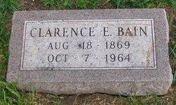 Clarence Bain