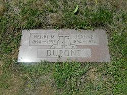 Henri M Dupont