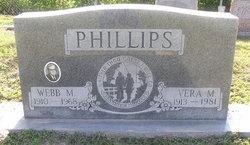 Vera Beulah <i>Crowell</i> Phillips
