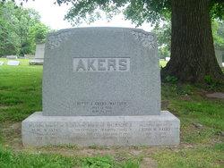 Edna M. <i>Spray</i> Akers