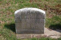 Robinson Buffinton