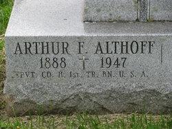 Arthur F. Althoff
