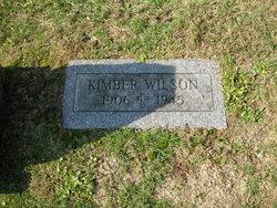 Kimber Wilson