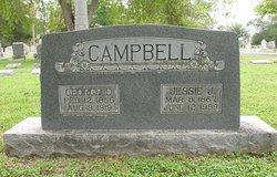 Jessie Jenkins <i>Garrard</i> Campbell