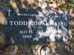 Todd Edward Abel