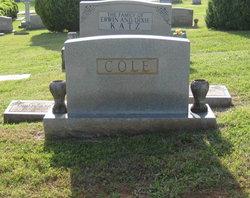 Minnie <i>Gravely</i> Cole