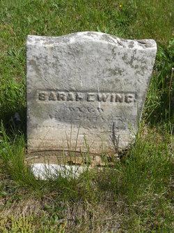 Sarah Ewing