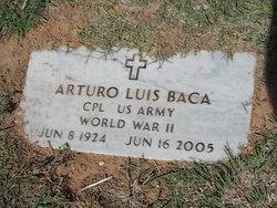 Arturo Luis Baca