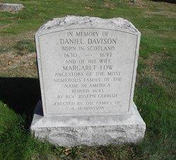 Margaret <i>Low</i> Davison