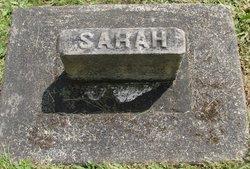 Sarah Sally Alexander