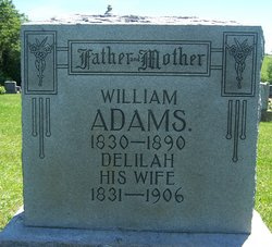 Delilah <i>Wood</i> Adams