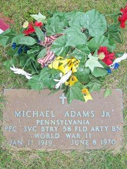Michael Adams, Jr