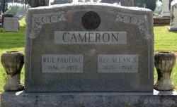 Rev Allan Smith Cameron