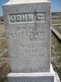 John G Trapp