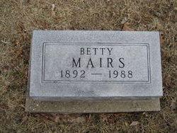 Nora Betty Mairs