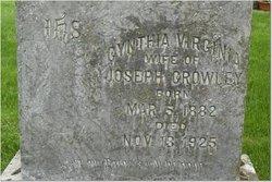 Cynthia Virginia Crowley