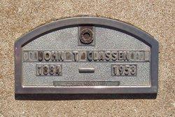 John T Classen