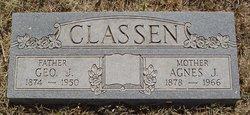 George J Classen