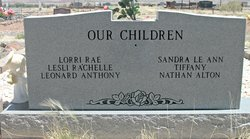Sandra Lee Sandy <i>Sego</i> Tanner