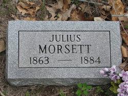 Julius L. Morsett