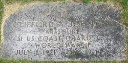 Clifford A Johnson