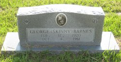 George Skinny Barnes