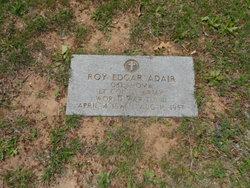 Roy Edgar Adair