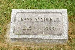 Frank Snyder, Jr