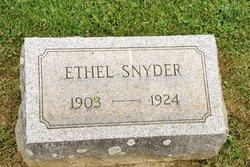 Ethel Snyder