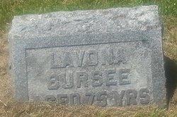 Lavona <i>Farnum</i> Bursee