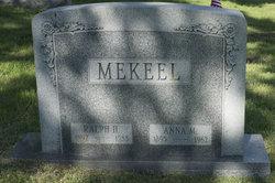 Anna Mae <i>Davis</i> Mekeel