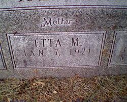 Etta Mae <i>Jennings</i> Kemp