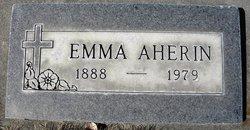 Emma Mary <i>Vostral</i> Aherin
