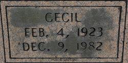 Cecil Bates