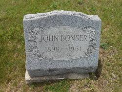 John Bonser