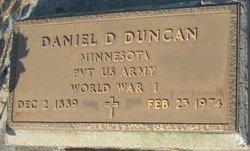Daniel Douglas Dogie Duncan
