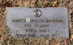 James Cornelius Buckner