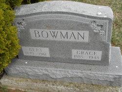 Grace C. <i>Roberts</i> Bowman