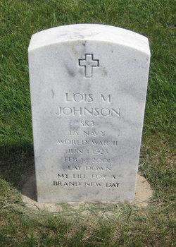 Lois M Johnson