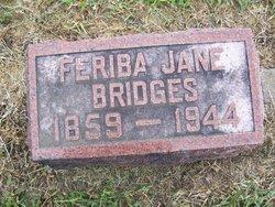 Feriba Jane <i>Frazier</i> Bridges