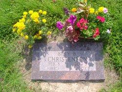 Billy Ball Christenson