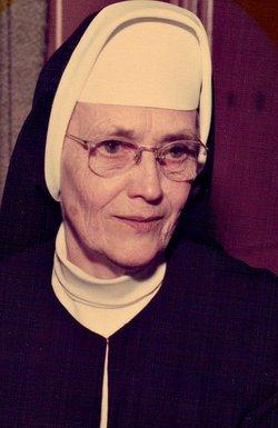 Sr Lucille Mary Sister Mary Consolata Kerr