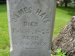 James A Hays