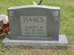 Albert H Isaacs